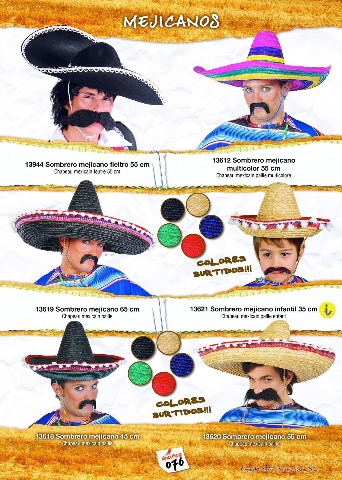 ... Mexicano 3 · Mini Sombrero ... 1ff1482d607